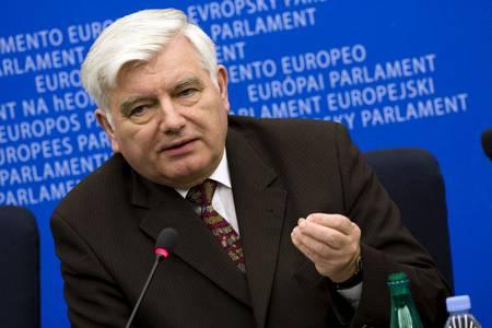 Surján László, a KDNP Európai Parlamenti képviselője