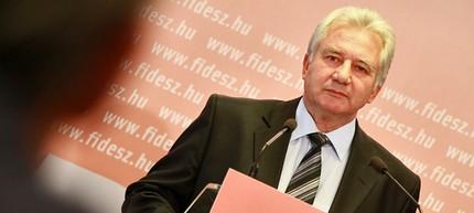 Jakab István, a Magosz elnöke