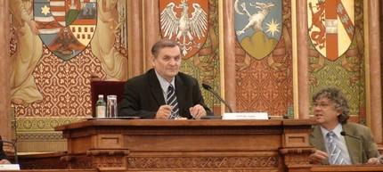 Lezsák Sándor, az Országgyűlés leendő alelnöke