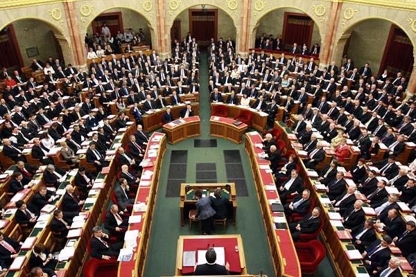 Ma kezdődik az Országgyűlés plenáris ülése