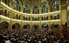 Egy napos vita a kormánypárti alaptörvény javaslatról