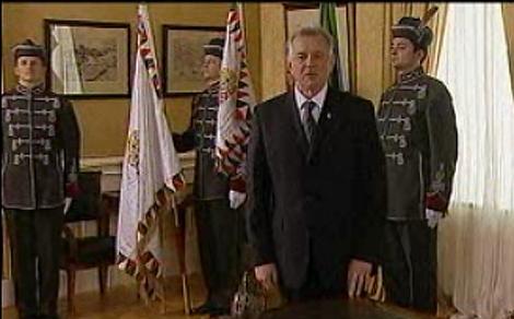 Schmitt Pál Köztársasági elnök