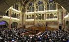 Ma dönthet az Országgyűlés a polgárőrségek működési feltételeiről