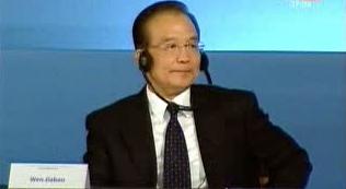 Ven Csia-pao (Wen Jiabao) kínai miniszterelnököt a Sándor-palotába