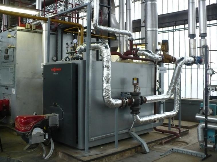 Biogázüzem.