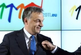 Orbán Viktor Magyarország miniszterelnöke Varsóban. Fotó: Burger Barna