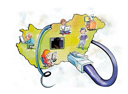 információs technológiai fejlesztések támogatása