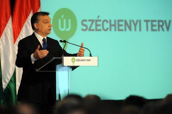 Új Széchenyi-terv.