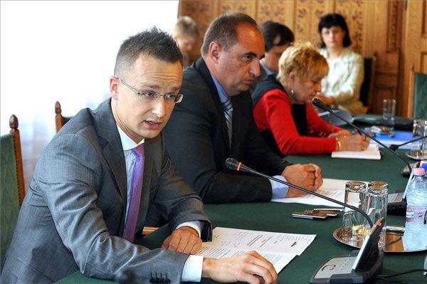 Egyhangúlag szavazták meg az államadósságot vizsgáló albizottság jelentését a testület tagjai július 31-i, vasárnapi ülésén. Fotó: MTI