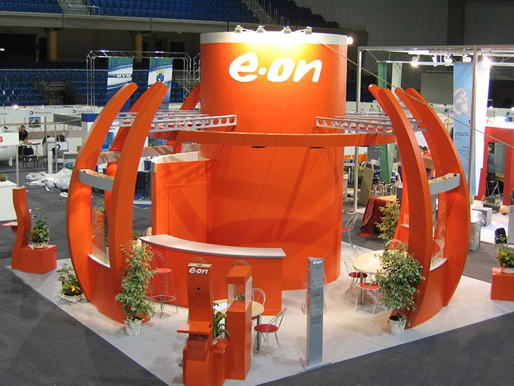 Az E.ON IT GmbH standja