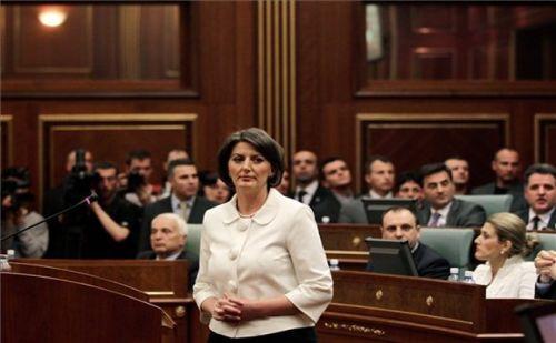a koszovói állam 2008-as megalakulása óta először látogat hazánkba a balkáni ország államfője