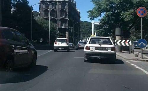 A cél, hogy felhívják a figyelmet a biztonságos közlekedésre