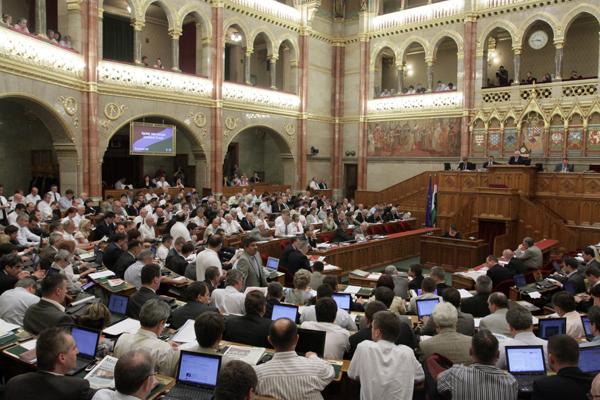 Az Országgyűlés
