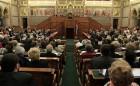 Az Országgyűlésről szóló törvényjavaslatot tárgyalja a Ház