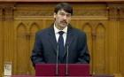 Áder János, az új köztársasági elnök május 10-én lép hivatalába