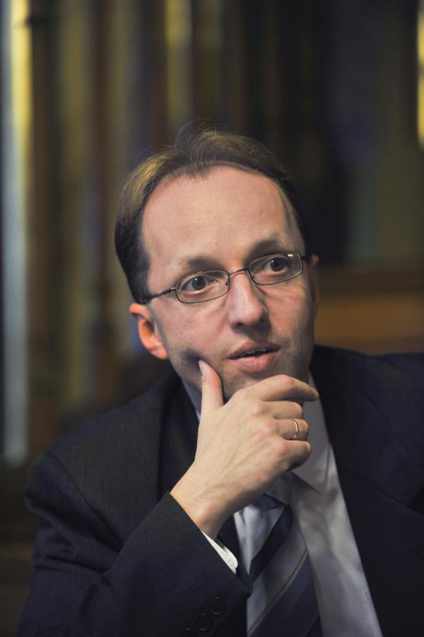 Dr. Tarnai Richárd, a Pest Megyei Kormányhivatal kormánymegbízott