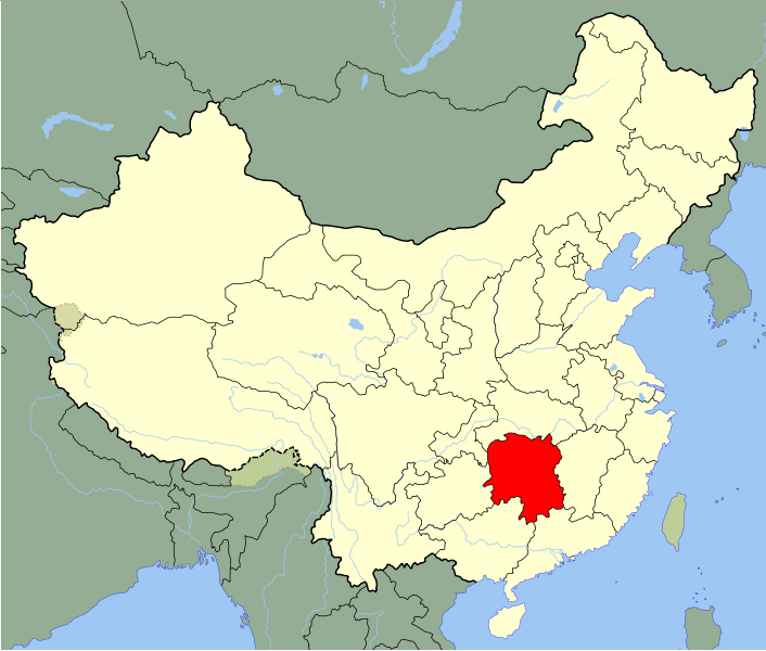 Hunan tartomány