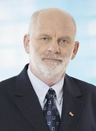 Tóth  Ferenc kormánymengbízott