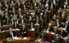 A miniszterelnök beszédével kezdődött meg a parlament aktuális ülésszaka