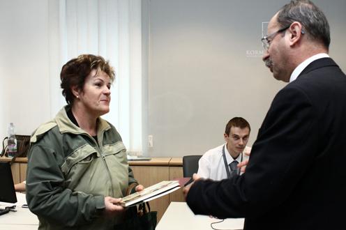 Demeter Ervin kormánymegbízott