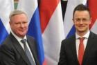 Az orosz külügyminiszter-helyettessel tárgyalt Szijjártó Péter