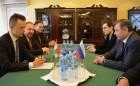 Moszkvában tárgyalt Szijjártó Péter a magyar-orosz külkereskedelemről