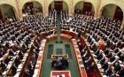 Az árvízhelyzet is napirenden a Parlamentben