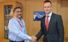 A vállalkozásokat támogató közös pénzügyi alapot hoz létre India és Magyarország