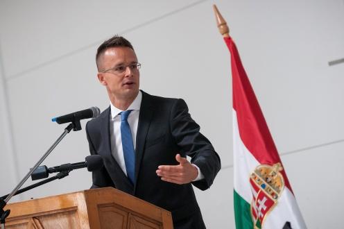 Szijjártó Péter Külügyi és külgazdasági államtitkár