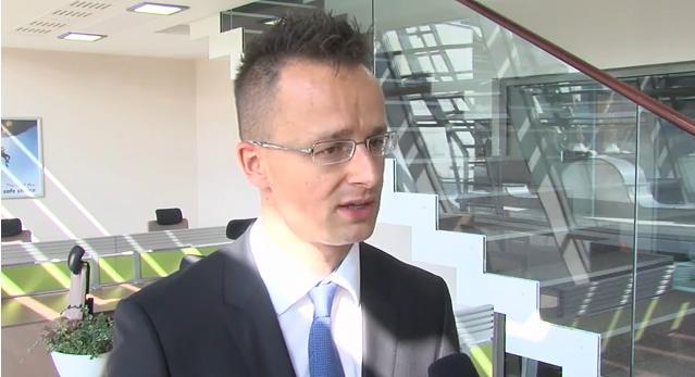Szijjártó Péter, a Miniszterelnökség külügyi és külgazdasági államtitkára