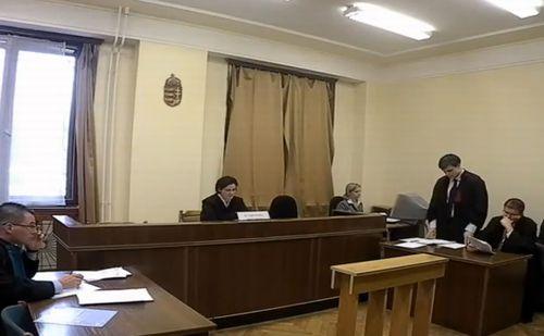 Bíróság, Városligeti fasor, beruházás