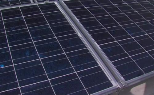 Megújuló energia - napkollektor