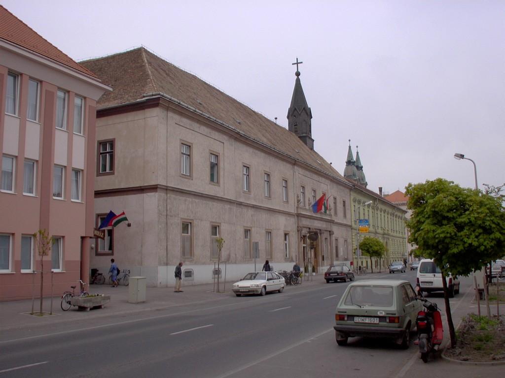 pápai kórház