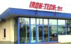 Állami támogatással épített üzemcsarnokot az Iron-Tech Zrt.