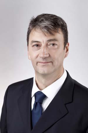 Cséfalvay Zoltán, a Nemzetgazdasági Minisztérium államtitkára
