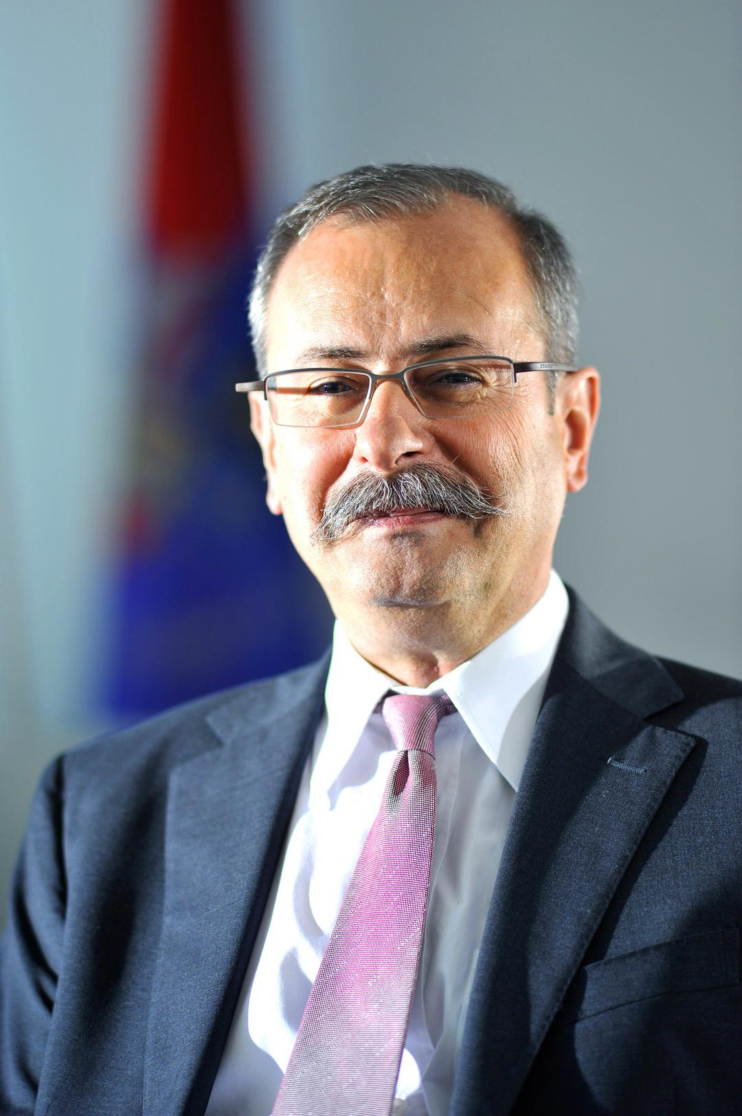 Demeter Ervin kormánymegbízott, Borsod- Abaúj-Zemplén Megye