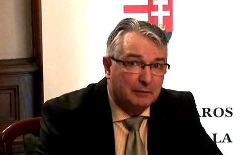 Dr. Pesti Imre: Célunk, hogy a polgárok gyorsan, empatikusan tudják ügyeiket intézni