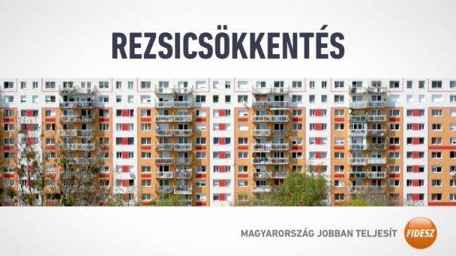 rezsicsökkentés, Fidesz, választás 2014
