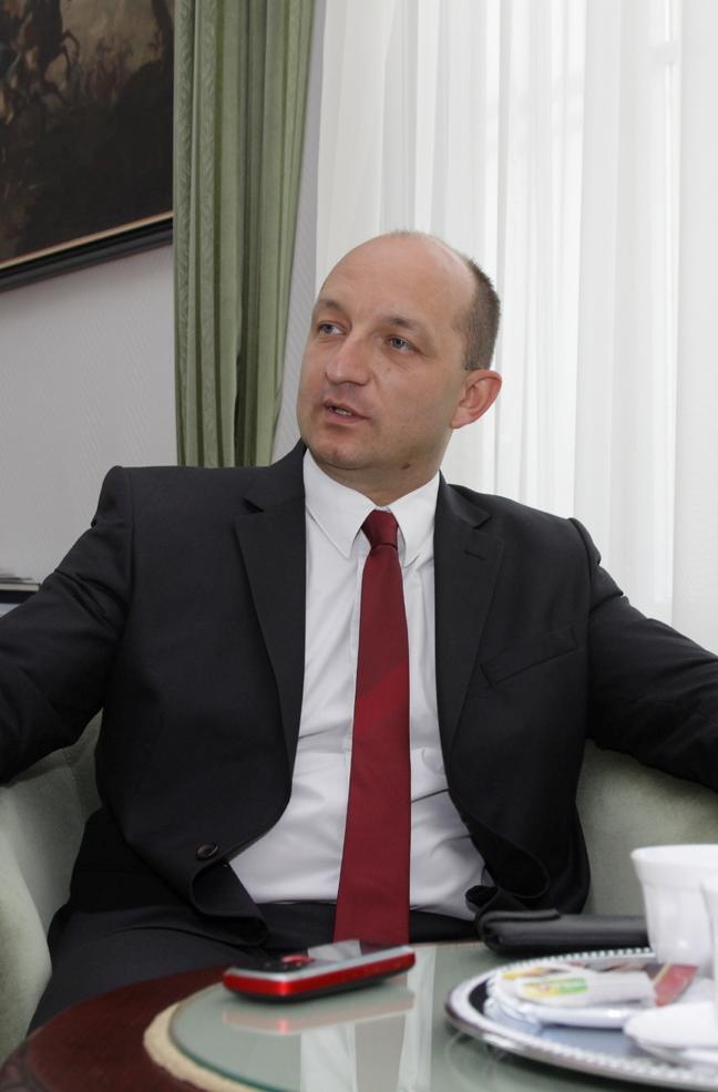 Veszprém megyei kormánymegbízott, Takács Szabolcs