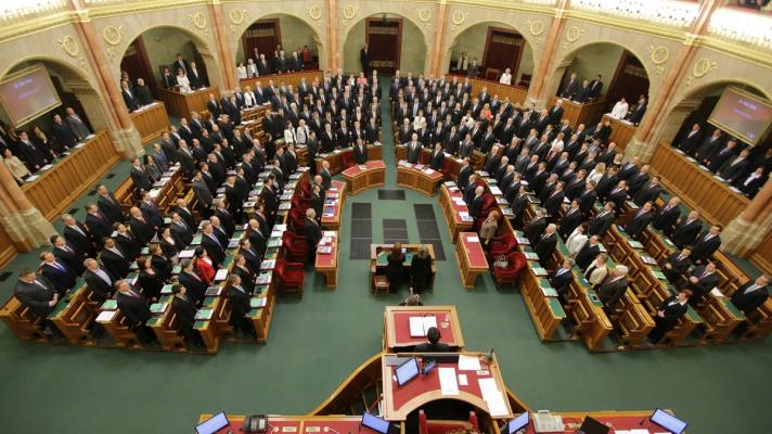 Parlament, Országgyűlés, Fidesz