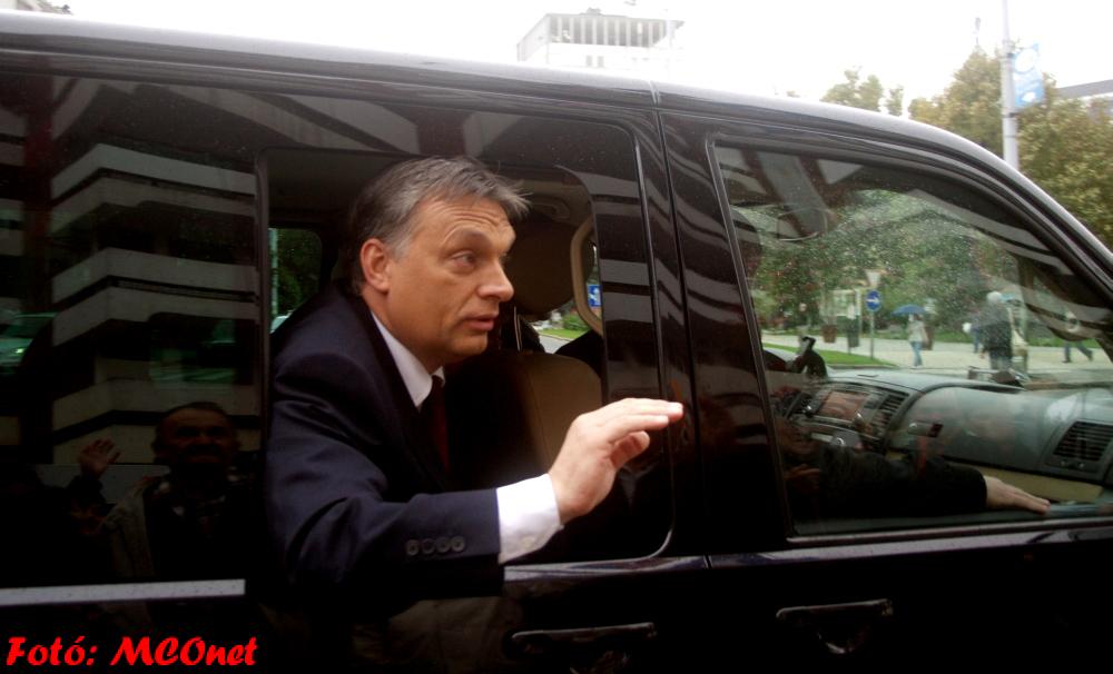 Orbán Viktor miniszterelnök, Megyei Jogú Városok, területfejlesztés
