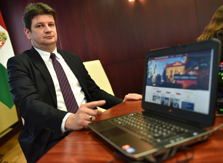 Gajda Róbert, a Békés Megyei Kormányhivatalt vezető kormánymegbízott, Békés megyei Járások