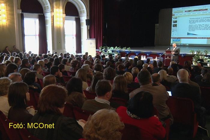 Nemzeti Művelődési Intézet , szakmai konferencia, Budapest