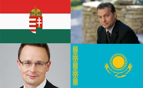 A magyar-kazah gazdasági együttműködés tovább erősödik