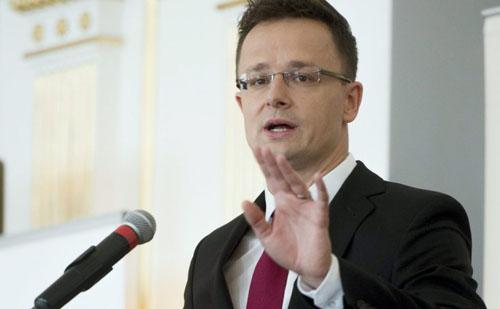 Szijjártó Péter: A magyar modell sikerességét a számok mutatják