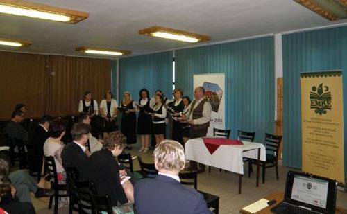 Az NMI is rész vett a Romániai Magyar Házak III. Találkozóján Kolozsvárott