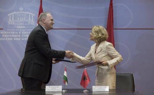 A Magyar Nemzeti Kereskedőház Albániában is nyitna kirendeltséget