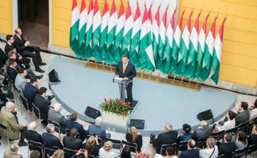 Orbán Viktor: Magyarország felemelő átalakuláson ment át 2010 óta