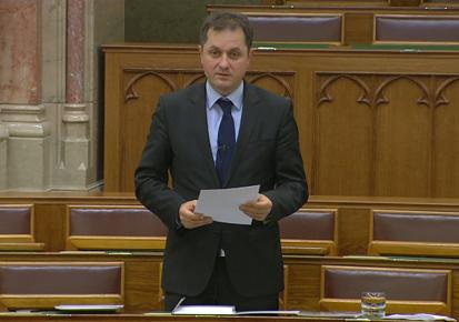 Magyarország 2016-os központi költségvetéséről vitáznak a Parlamentben