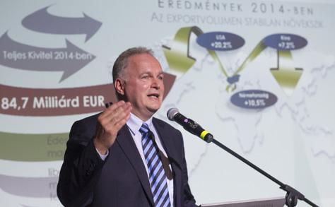 Fontos, hogy a magyar mikro-, kis- és középvállalkozások saját lábukra tudjanak állni - hangzott el a VOSZ konferenciáján